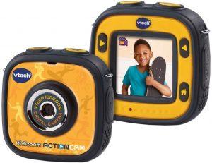 la mejor cámara de deportes para niños