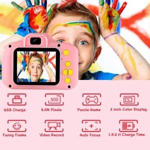 la mejor cámara de fotos para niños
