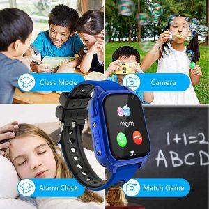 El mejor reloj GPS Smartwatch para niños