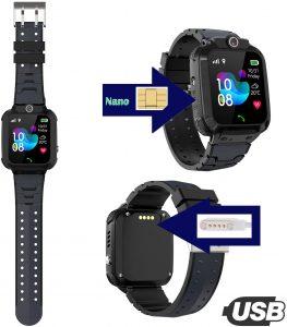 El mejor reloj GPS para niños
