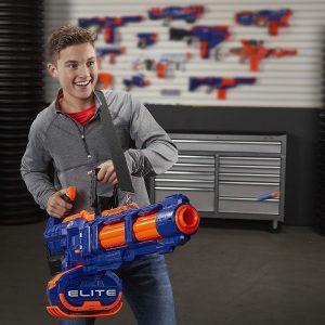 Cuál es la mejor pistola Nerf