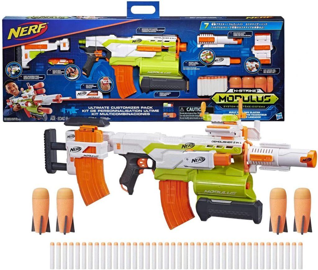 Cuál es la mejor blaster Nerf