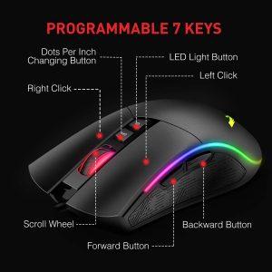 El mejor teclado retroiluminado