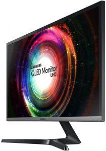 el mejor monitor curvo 4k