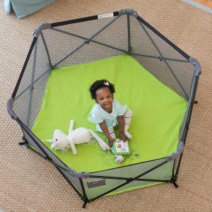 los mejores parques plegables para bebes