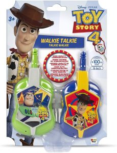 El mejor Walkie Talkie para niños